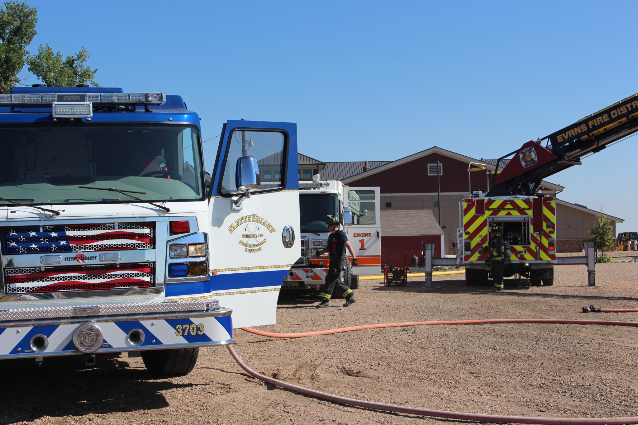 Platte Valley Fire Protection District | Platte Valley Fire
