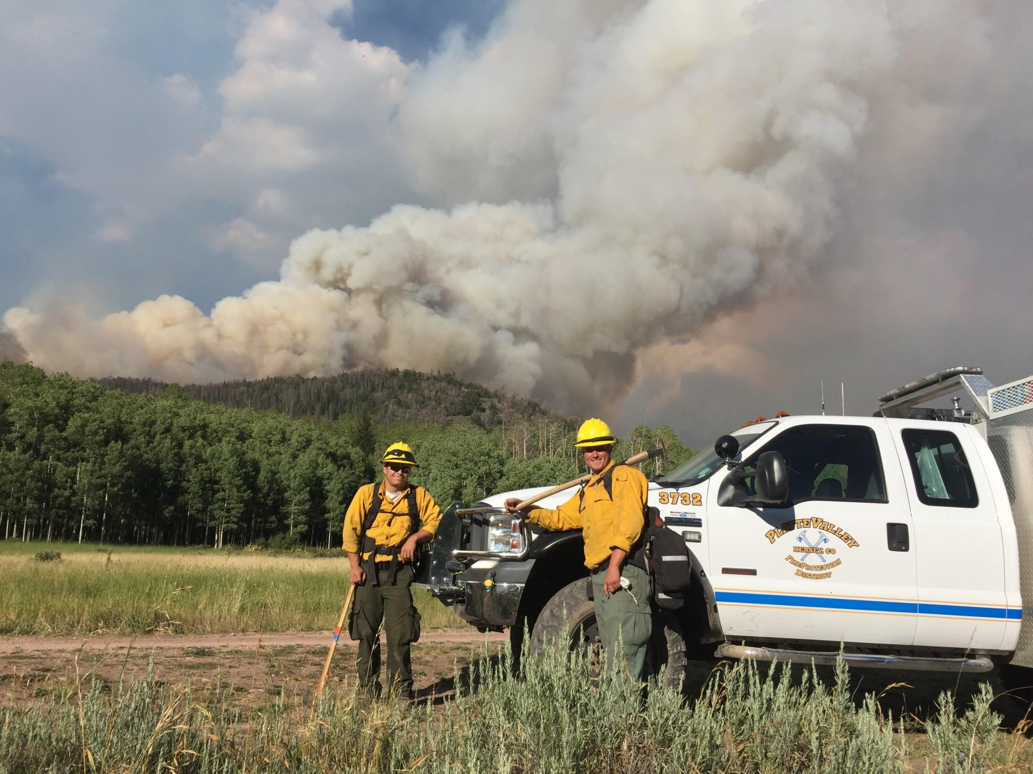 Wildland Fire | Platte Valley Fire